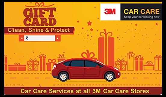 3M Car Care E-Gift Card