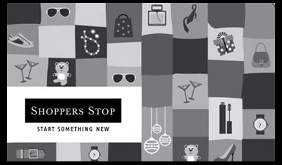 Shoppers Stop E-Gift Voucher