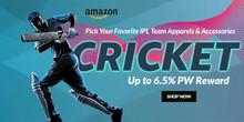 Pick Your Favorite IPL Team Apparels & Accessories