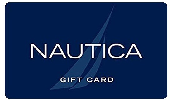 Nautica E-Gift Card