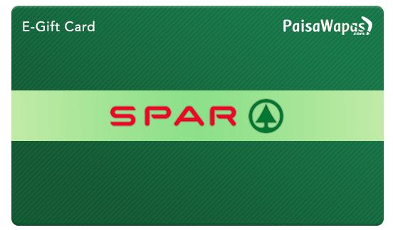 Spar Hypermarket E-Gift Card