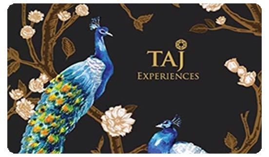Taj Hotels E-Gift Card