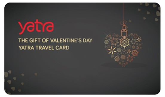 Yatra E Gift Card