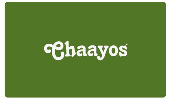 Chaayos E Gift Card