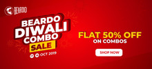 Diwali Combo Sale   Flat 50% Off on Your Favorite Combos, Starts at Rs.300