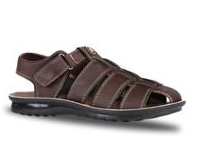 Bata Brown Sandals For Men at Rs.299