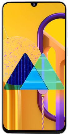 Samsung Galaxy M30s (Sapphire Blue, 4GB RAM + 64GB Storage + 6000mAH Battery)