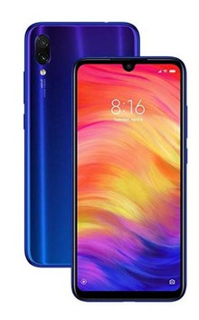 Xiaomi Redmi Note 7 Pro (Neptune Blue, 4GB, 64GB)