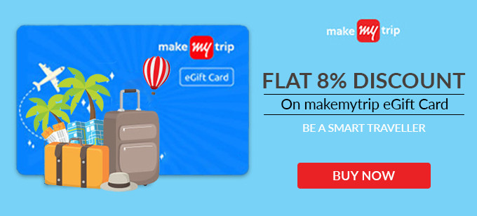 Makemytrip E GiftCard Gift Card Offer