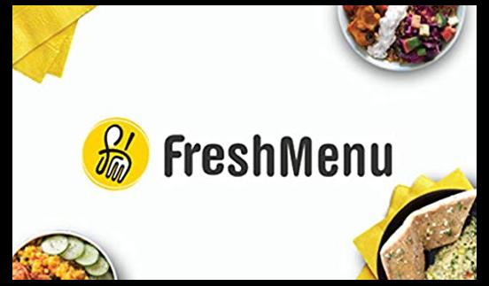 FreshMenu E-Gift Card