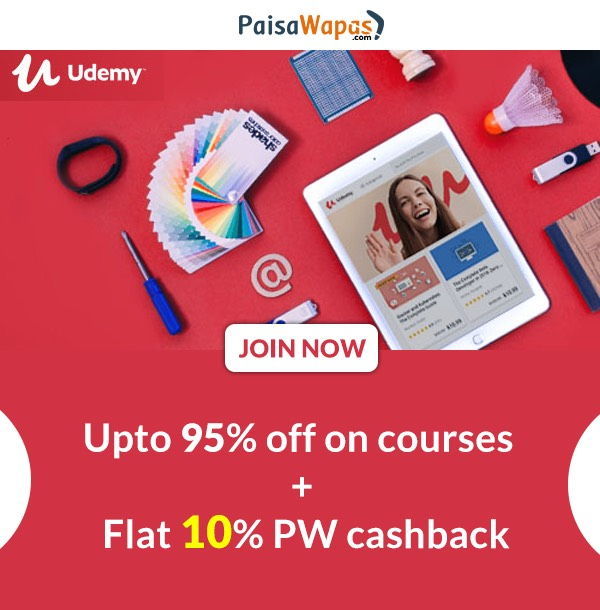 Udemy Coupon