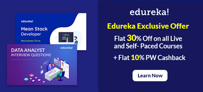 Edureka Offers