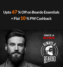 BEARDO SALE IS LIVE | Upto 67% Off on Beardo Essentials