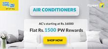 AIR CONDITIONERS   Upto Rs.20,000 Off on Bluestar, Kenstar, Daikin, Voltas & More + Exchange & No Cost EMI Offer
