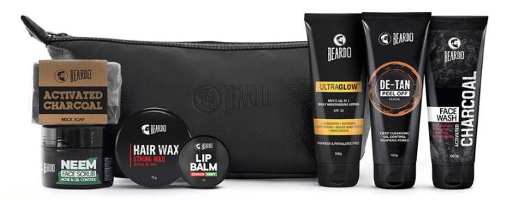 COMBO OFFER | Beardo All Rounder Combo at Rs.1020 + FREE SHIPPING