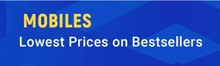 Big Saving Days   Upto 50% Off on Mobiles & Tablets + Extra 10% Off via HDFC Bank Cards