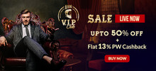 BEARDO VIP SALE | Upto 50% Off + Flat 13% PW Cashback On Beardo Products