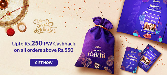RAKHI SPECIAL | Rakhi Gifts Online Starting From Rs.499 + FREE SHIPPING
