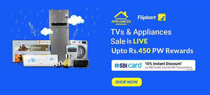 MONSOON APPLIANCES DHAMAKA | Upto 75% Off on Home & Kitchen Appliances