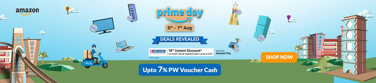 Amazon Prime Day Sale Offers August 6th - August 7th, 2020