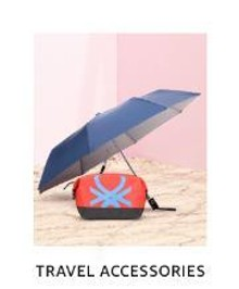 Upto 70% Off on Travel Accessories