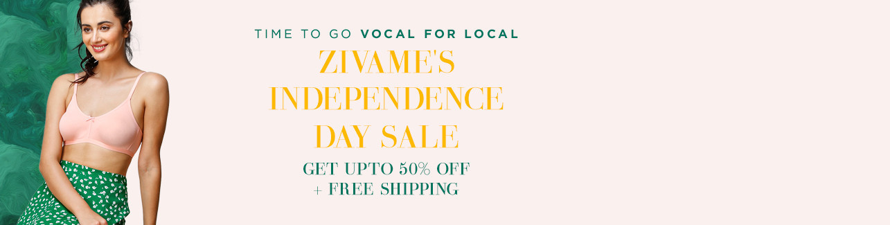 Zivame Independence Day Sale