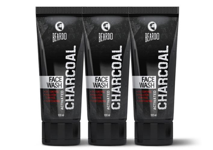 LOOT DEAL | Beardo Activated Charcoal Facewash at Rs.410