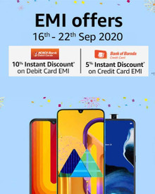 Amazing EMI Offers on Mobile
