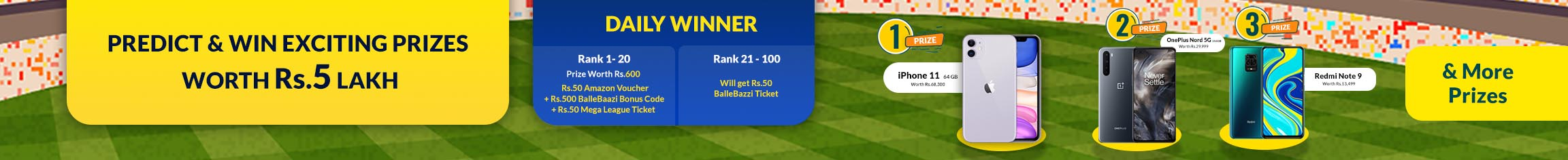 IPL Prediction League