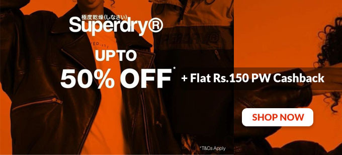 Superdry Offers