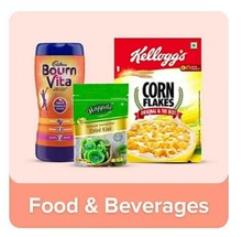 Upto 40% Off on Foods & Drinks