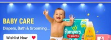 Upto 50% Off on Baby Care Products