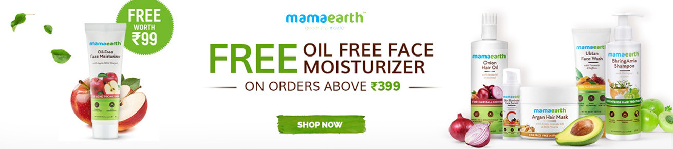 Mamaearth Offers