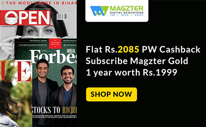 Magzter Offers