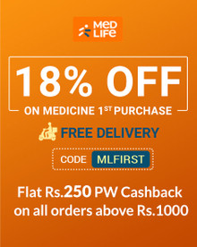 PW SPECIAL | Flat 18% Off + Rs.250 PW Cashback on First Medicine Order Min. Purchase of Rs.1000 Above