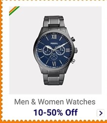 Minimum 50%-80% Off on Watches