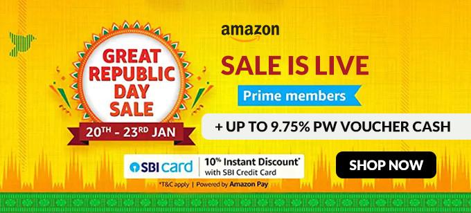 Amazon Great Republic Day Sale