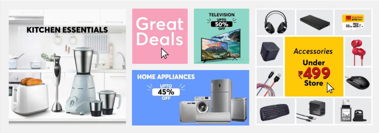 Vijay Sales Offers