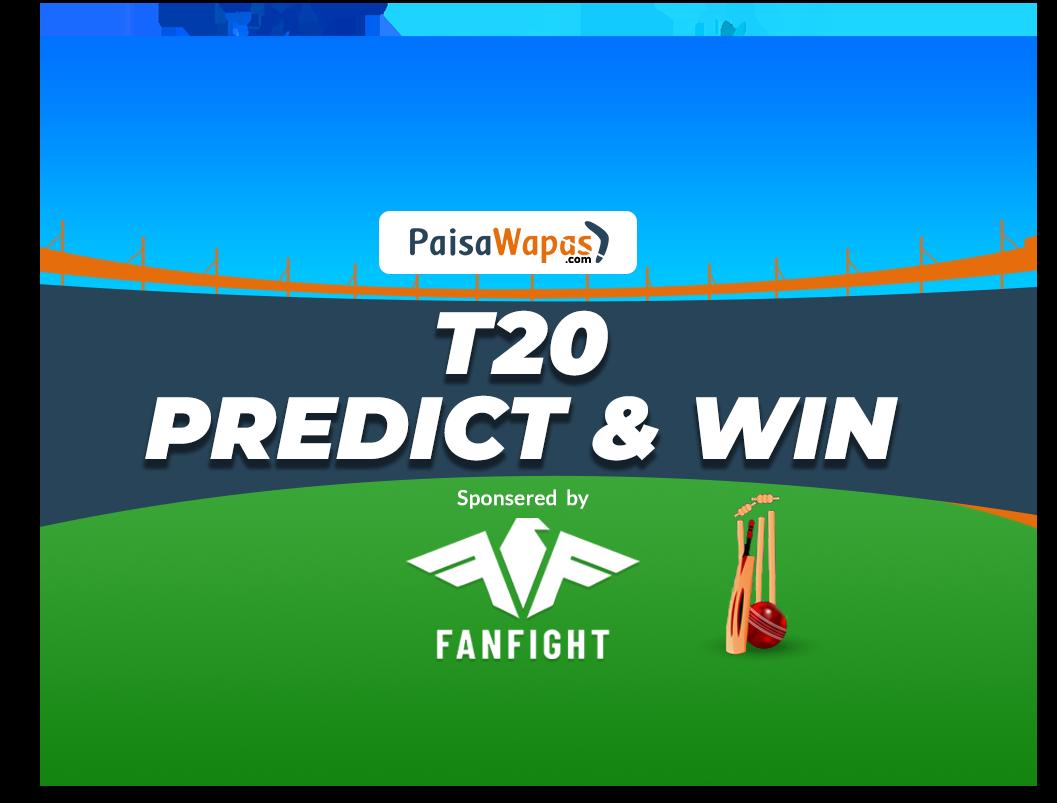 PaisaWapas T20 Prediction League