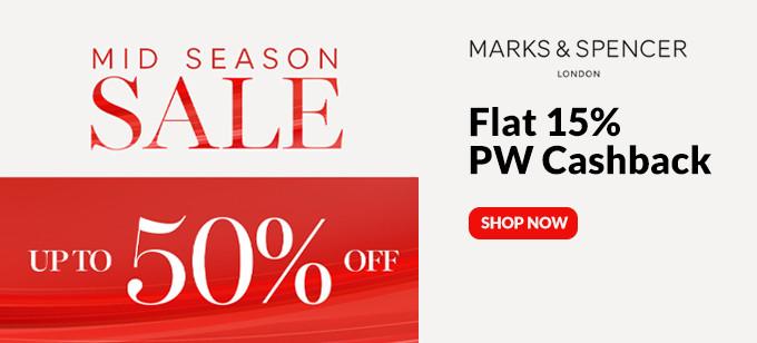 Marks & Spencer Offers