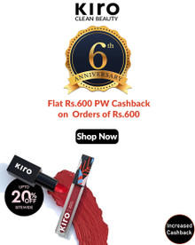 SUNDAY SPECIAL SALE | Flat Rs.600 PW Cashback on Orders of Rs.600