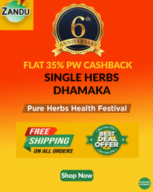 SUNDAY SPECIAL SALE| Single Herbs Dhamaka Combos + Free Shipping