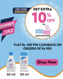 EXCLUSIVE | Upto 40% Off + Extra 10% Off on Baby Care, Hair Care, Skin Care & More