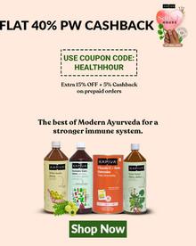 KAPIVA JUICES | Extra 15% Off + Extra 5% Cashback on Prepaid Orders