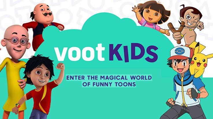Voot Kids Coupons