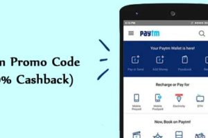 Paytm Add Money Promo Codes Today