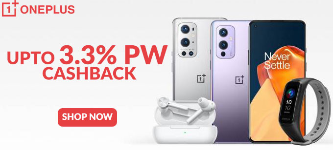 OnePlus Store Offers
