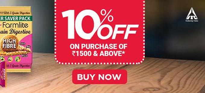 ITC Store Sale