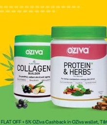 Get Up to 30% Off on Protein Shakes, Mass Gainers & More