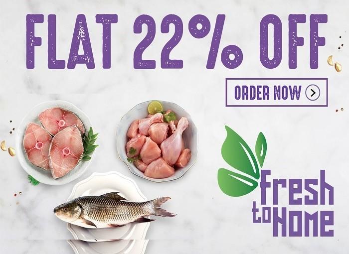 FreshToHome Offers